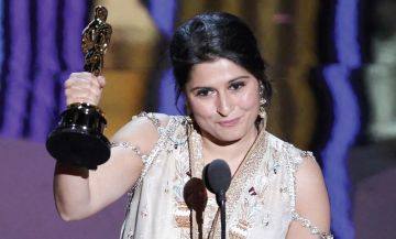 Sharmeen Obaid-Chinoy is a Pakistani journalist, filmmaker and activist, who is the recipient of two Oscars, six Emmy Awards and a Knight International Journalism Award