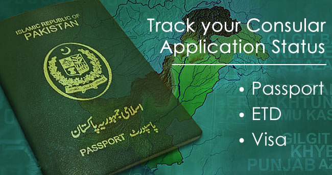 Track Your Passport, ETD, Visa